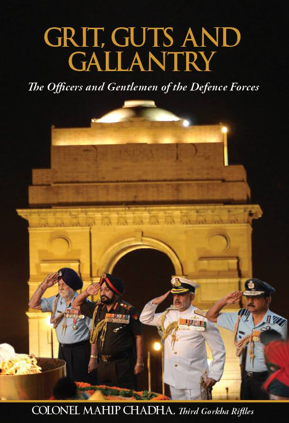 GRIT, GUTS AND GALLANTRY: The Officers and Gentlemen of the Defence Forces