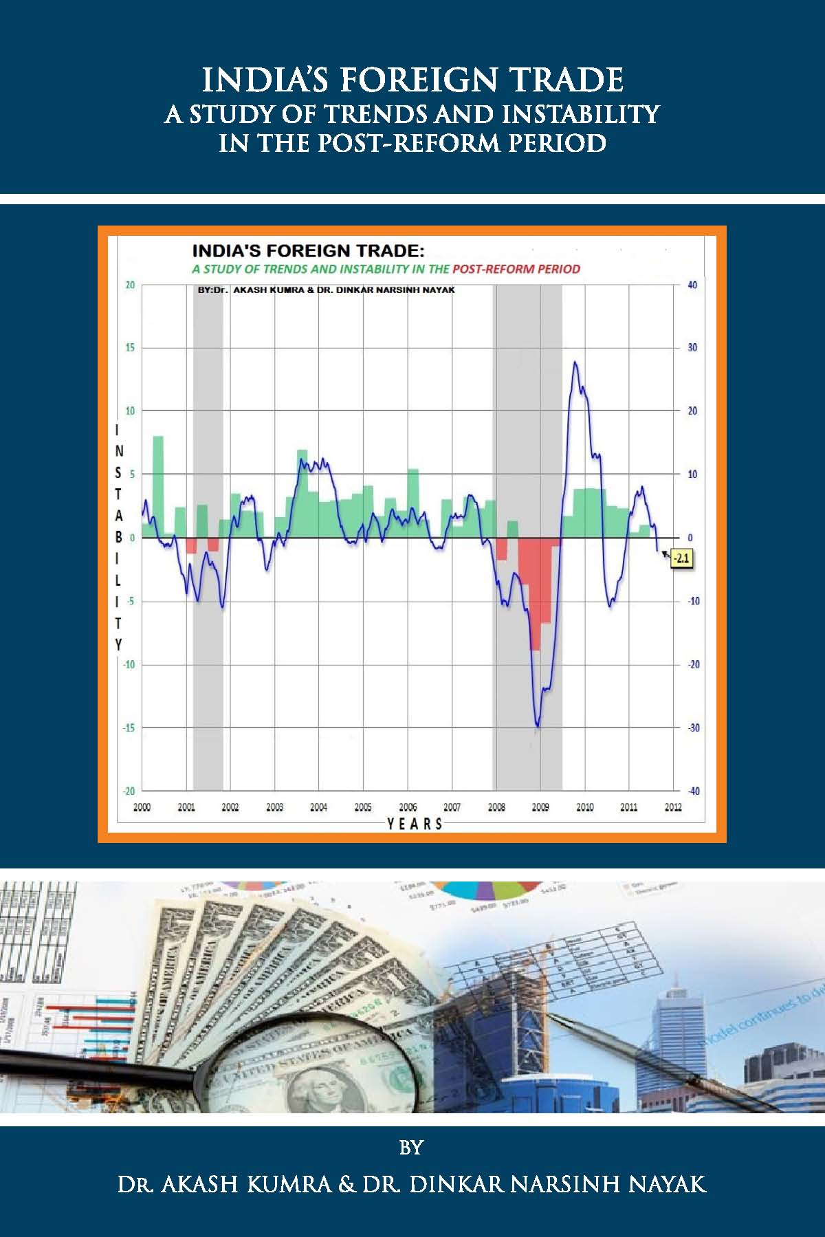 India`s Foreign Trade : A Study of Trends and Instability in the Post-Reform Period