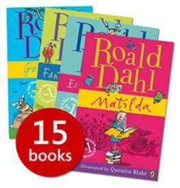 Roald Dahl Phizz Whizzing Collection of 15 Titles